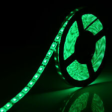 Green 5M Waterproof 300 LED 5050 SMD Flexible LED Light Lamp Strip DC 12V