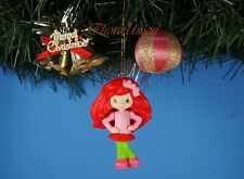 CHRISTBAUMSCHMUCK Weihnachten Xmas Haus Deko Strawberry Shortcake Life Delicious