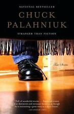 Stranger Than Fiction : True Stories by Chuck Palahniuk, FREE SHIPPING