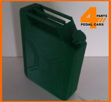 Small 6 inch Jerry Can to fit your Pedal Car Jeep Land Rover