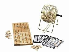 Big XXL Bingo Game with metal draw drum