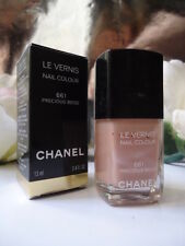 661 PRECIOUS BEIGE CHANEL VERNIS NAIL VARNISH NEW IN BOX SUPER BRIDAL WARM NUDE