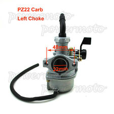 PZ22  22mm Carburetor Fit  ATV Honda XR50 CRF50 Lifan YX Zongshen Dirt Pit Bike