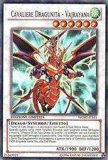 Yu-Gi-Oh! WGRT-IT101 Cavaliere Dragunita Vajrayana Ultra Rara Ed Limit Ita