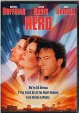 Hero (DVD, 1999 ) Dustin Hoffman , Geena Davis  BRAND NEW