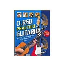 CURSO PRATICO DE GUITARRA +2 CDs CON EJERCICIOS Y CANCIONES