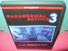PARANORMAL ACTIVITY 3 - VER. EXTENDIDA -