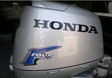 Adesivi motore marino fuoribordo Honda 40 75 90 hp four stroke gommone barca