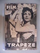 Le Film Complet N°599 - Trapèze - LOLLOBRIGIDA, LANCASTER, T. CURTIS, F. PERIER