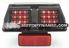 DUCATI 748 916 996 998 SEQUENTIAL SIGNAL LED Tail Lights SMOKE LENS SMOKED