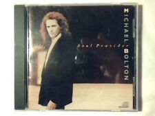 MICHAEL BOLTON Soul provider cd USA RICHARD MARX TOTO MICHAEL BRECKER KENNY G.
