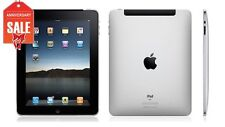 Apple iPad 1st Generation 64GB, Wi-Fi + 3G (Unlocked), 9.7in - Black
