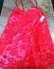WOMEN'S LINGERIE BY LATASIA - SIZE LARGE / RED