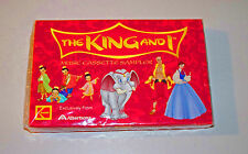 THE KING AND I MUSIC CASSETTE NEW
