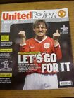 06/12/2006 Manchester United v Benfica [Champions League] (Light Fold). Good con