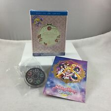 Sailor Moon CRYSTAL Blu-Ray DVD Anime Expo Ltd Ed Art Card Window Ornament Set 1