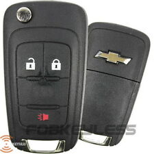 Brand New 2010 -2013 Chevrolet Equinox Sonic 3 Button Remote Key - 5913598