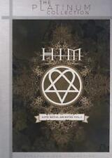 Him-Love Metal Archives vol.1 DVD NUOVO & OVP/SEALED