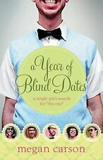NEW! Megan Carson - Year Of Blind Dates (2009)  (Paperback)