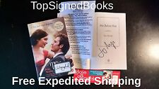 SIGNED Me Before You by Jojo Moyes (2016, Paperback) new, with event photos