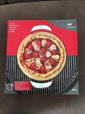 WEBER-STEPHEN PRODUCTS - Gourmet Barbeque System Pizza Stone, 14-In.