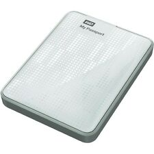 "WD My Passport 500gb 2,5"" USB 3.0 (wdbkxh 5000awt) disco duro externo blanco"