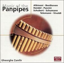 ZAMFIR**MAGIC OF THE PANPIPES** CD! BRAND NEW! STILL SEALED!!