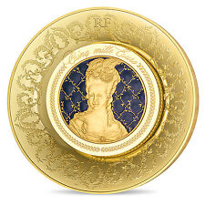 2015 1 kilo Proof Gold €5000 Excellence Series (Grand Feu) - SKU #93366