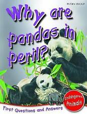 Why are Pandas in Peril?: First Questions and Answers - Endangered Animals, Barb