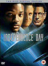 INDEPENDENCE DAY 2 DISC SPECIAL EDITION WILL SMITH BILL PULLMAN FOX UK DVD L NEW