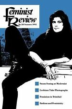 Feminist Review Issue. 38 (1992, Paperback)