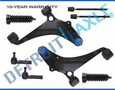 New 8pc Front Suspension Kit Control Arm Ball Joint 1991-1995 Dodge Caravan
