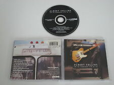 ALBERT COLLINS AND THE ICEBREAKERS/LIVE ´92-´93(POINTBLANK VPBCD27) CD ALBUM