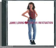 Jamie Loring - Love or Infatuation - New 1992 Smash CD!