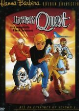 Jonny Quest: The Complete First Season [4 Discs] DVD Region 1