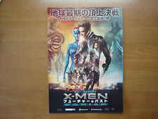 X-Men: Days of Future Past MOVIE FLYER mini poster chirashi ver.2 Japanese