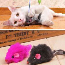 Mouse For Kitten 2pcs Cat Toys Pet Toys Simulation Of Mice Mini False Mouse