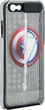 NEW Marvel eKids VLM-16CW-FX Civil War Captain America iPhone 6/6s Light Up Case