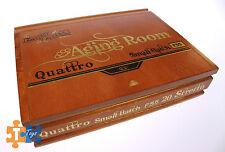 Aging Room Quattro 'F55' Small Batch Empty Cigar Box