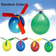 Traditional Balloon Helicopter For Kids Toy Ballon indoors outdoors FUNNY