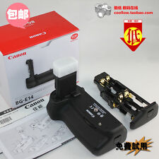 Genuine Canon BG-E14 Battery Grip BGE14 for LP-E6 LP-E6N ACK-E6 EOS 70D 80D