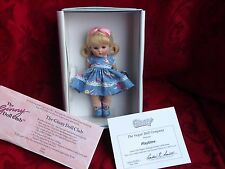 REPRODUCTION VOGUE RARE PLAYTIME  DOLL VINTAGE GINNY COLLECTION  mint in Box