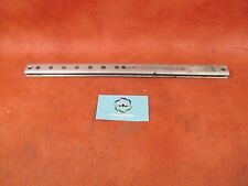 Piper PA-23 Aztec LH FWD OUTBD Seat Rail Track PN 32667-02