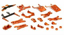 Integy Billet Aluminum Suspension Kit Traxxas Bandit Stampede 2WD Orange
