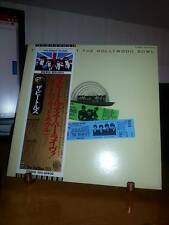 THE BEATLES AT THE HOLLYWOOD BOWL-LP-JAPANESE AUDIOPHILE COPY-ODEN LP #EAS-80830