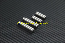 For Mercedes Benz Metal Round Door Lock Pins Knob W204 W212 GLK C 63 AMG E Class