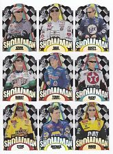 2002 Press Pass SHOWMAN #S10A Ricky Rudd BV$4!!!