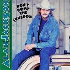 ALAN JACKSON DON'T ROCK THE JUKEBOX CD NEW