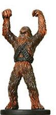 Star Wars Miniatures Wookiee Soldado Promo, gen con 8/04