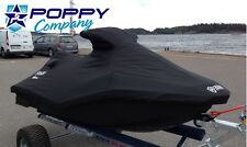 2014 2015 2016 Seadoo Spark 2 Seater PWC Cover Fitted Black Trailerable 2 UP